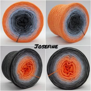 (0,016€/Meter) Josefine 3-fädig